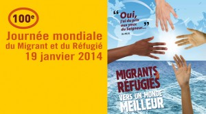 journée mondiale du migrant 2014