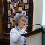 Lecture de texte par Christiane Grundler