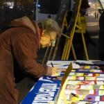 Signer une pétition: Christiane connait bien !