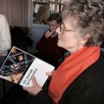 Annette présente le rapport de l' ACAT